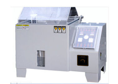 China Simulated Environmental Salt Spray Test Chamber With LCD Display PID Controller supplier
