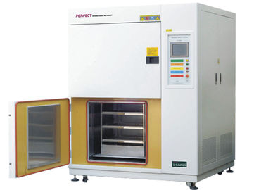 Multiple Alarm Monitoring Thermal Shock Test Chamber Hot Cold Impact Testing Machine