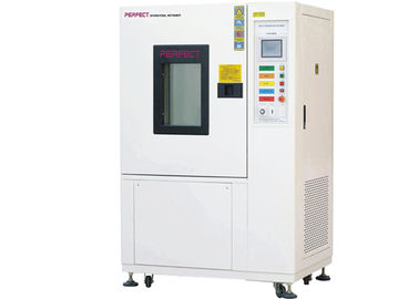 China High Temperature Test Chamber /  Low Temperature Chamber Microcomputer Touch Controller supplier
