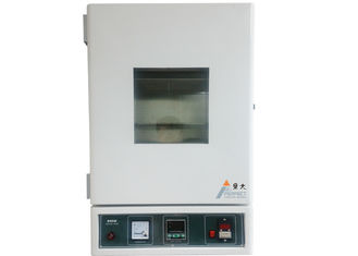 China Double Walled Automatic Hot Air Circulating Oven / Industrial Drying Oven supplier