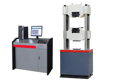1000 KN Hydraulic Servo Push Pull Test Equipment Computerized For Building Materials