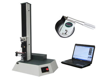 Film Peel Strength Tester Elongation Tear Resistant Testing Machine For Plastic