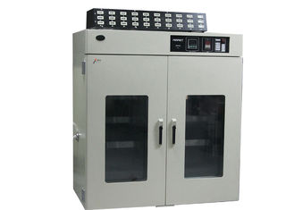 China Tape Retention Adhesion Testing Machine / High Temperature Oven With 30 Sets Weight supplier