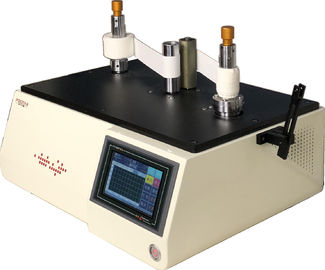 Adhesive Unwind Peel Strength Tester , Adhesive Peel Test Machine 50*40*30 Cm Dimension