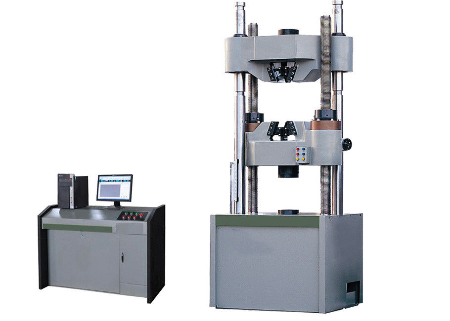 Instrument And Machine Testers : Hydraulic compression testing machine universal tensile