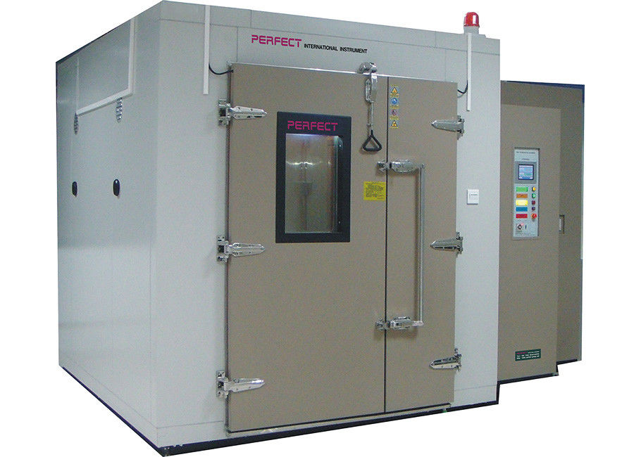 High Precision Environmental Test Chamber , Walk In Temperature Humidity Test Chamber
