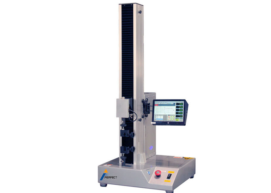 Single Screw Tension Test Machine Computerized Tensile Tester With Camera Function