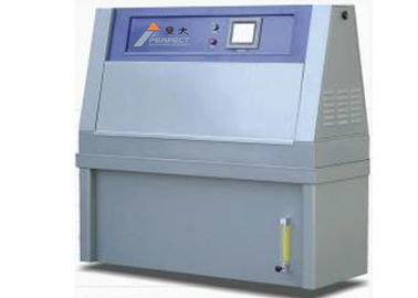 China Textiles Simulation UV Accelerated Weathering Tester / UV Weathering Test Chamber distributor