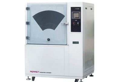 China IP5X IP6X Lab Climatic Test Chamber / Sand Dust Testing Equipment Easy Operation distributor