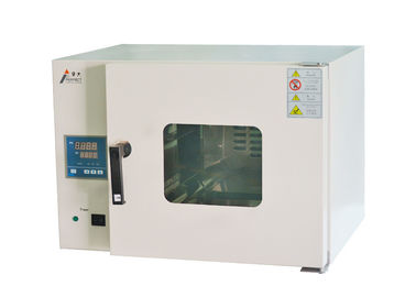 China Small Economical Hot Air Drying Oven / Laboratory Drying Oven Self - Check Function distributor