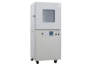 China Anti - Interference Hot Air Drying Oven Lab Vacuum Drying Test Chamber distributor