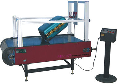 China Bags Vibration Abrasion Durability Testing Machine For Luggage Trolley Wheel distributor