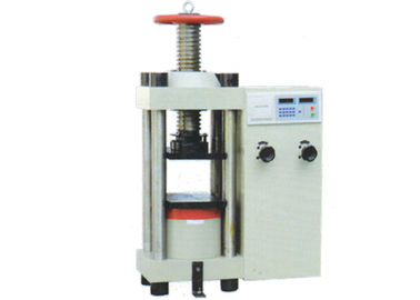 China Cement Material Compression Testing Machine Low Noise And High Accuracy factory