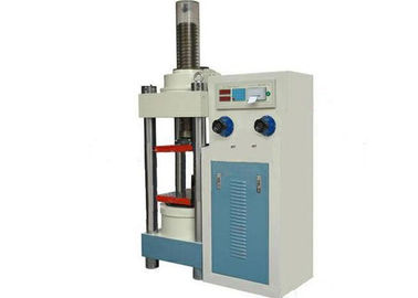 China Cement Metal Material Concrete Compressive Strength Testing Machine Low Noise factory