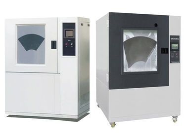 China IP5X Testing Sand And Dust Chamber For Auto Part  , Electronic Products factory