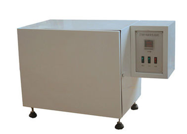 China Simulated Light Aging Test Chamber Hot Air Circulation Heat Mode Electronic Display factory