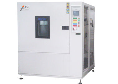 China Constant Temperature Humidity Test Chamber , Temperature Controlled Chamber 225 Liters factory
