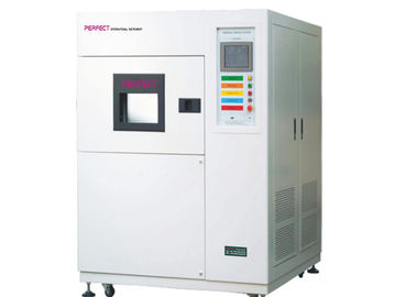 China Electronic Rubber Thermal Shock Test Chamber With Overheating Protector distributor