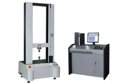 Tensile Testing Machine / Compression Testing Equipment With Two Points Extensometer