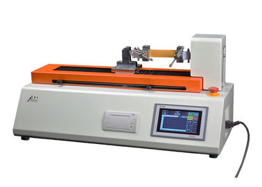 China Horizonal Type Peel Test Equipment , Stripping Testing Machine For Film distributor