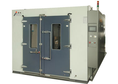 China Separated Type Environmental Test Chamber , Walk In Temperature Humidity Chamber Room distributor