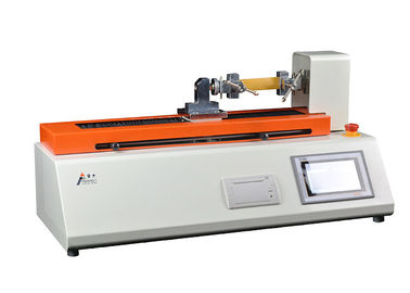 Horizonal Small Strip Tensile Strength Testing Machine Equipment For Tape Peel