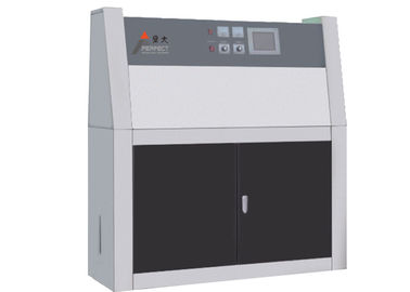 China 340 Lamp Tube UV Climatic Test Chamber , ASTM D4329 Ultraviolet Climatic Aging Tester distributor