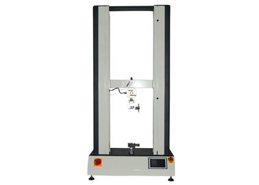 Touch Screen Tensile Strength Testing Equipment Electric Dual Columns Type 1000KGF
