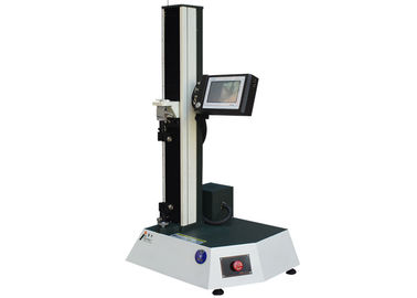 Touch Screen Tensile Testing Machine , Tensile Strength Equipment 200KG Capacity