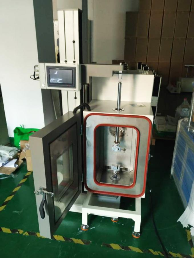 Custom Single Arm Tensile Testing Machine With Chamber High Low Temperature
